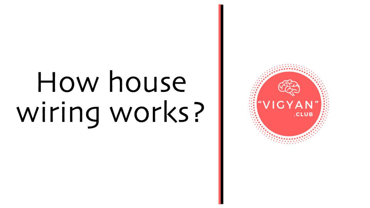 Video Blog – How house wiring works? – TECH ON RIA – Shubham\'s Blog